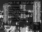 Positive Education #2