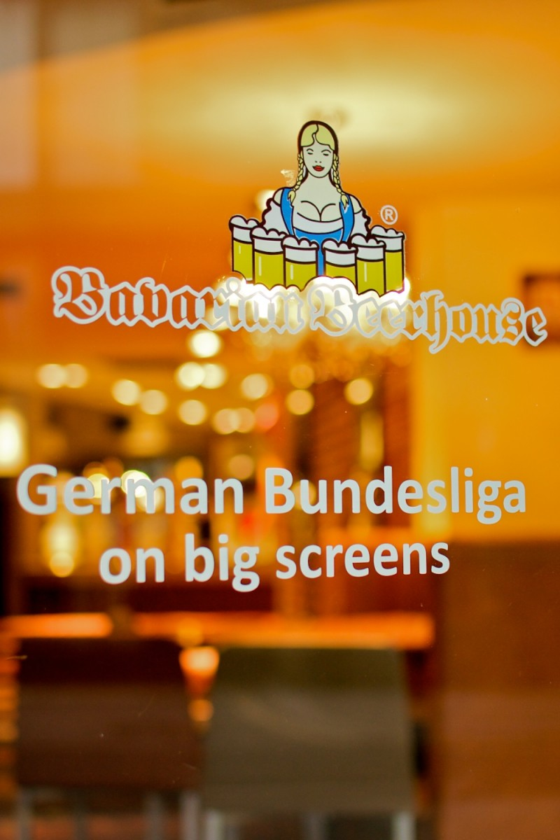 Bavarian Beerhouse Tower Hill