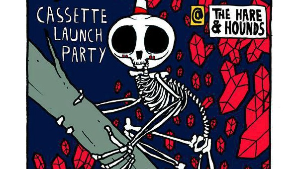 THISISTMRW: Cassette Launch Party