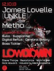 Lowdown w/ James Lavelle (UNKLE)