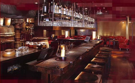 Roka Canary Wharf London Bar Reviews Designmynight