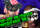 No Scrubs Hip-Hop Halloween Masquerade Ball