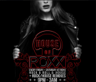 House of Roxx Saturday's