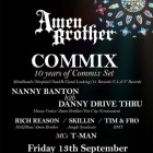 Amen Brother Presents: Commix (10 Years of Commix set)