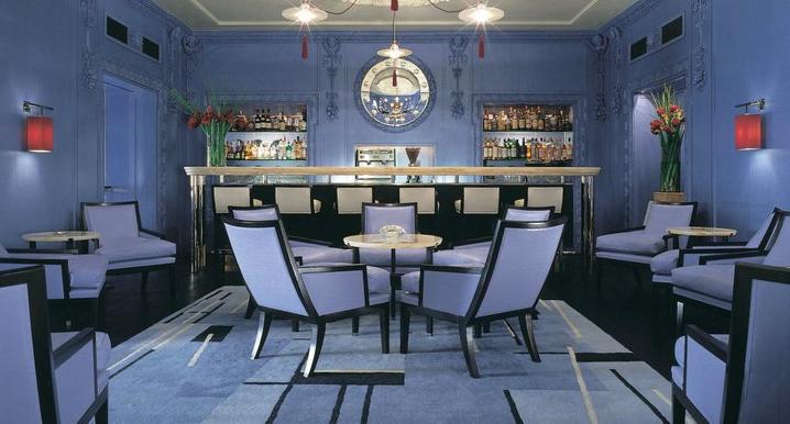 The Blue Bar Knightsbridge London Bar Reviews