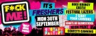 FCK Me Freshers Foam Party