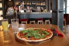 Pizza And Cocktails At Trendy Shoreditch Basement Bar