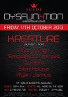 Dysfunktion Presents Kreature