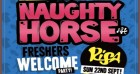 Naughty Horse: Freshers Welcome Party