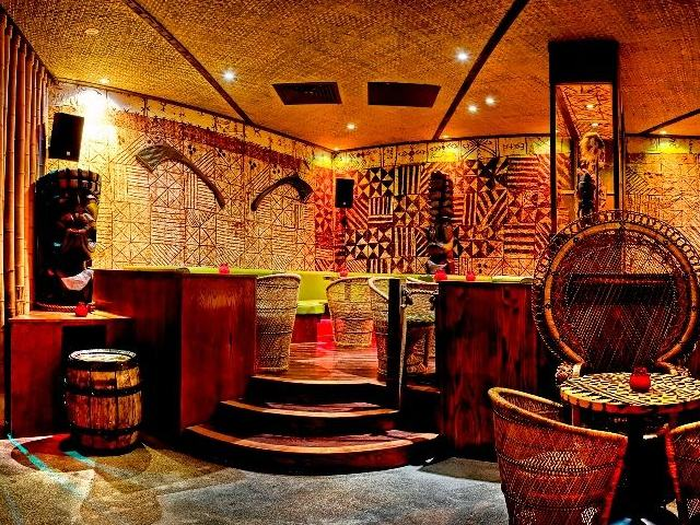 Image result for tiki bar glasgow