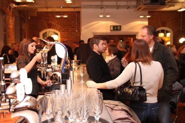 Vertu Bar Jewellery Quarter Birmingham Bar Reviews