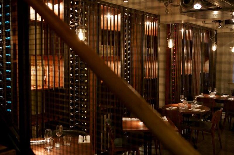 Wine Workshop And Kitchen Maddox Street
