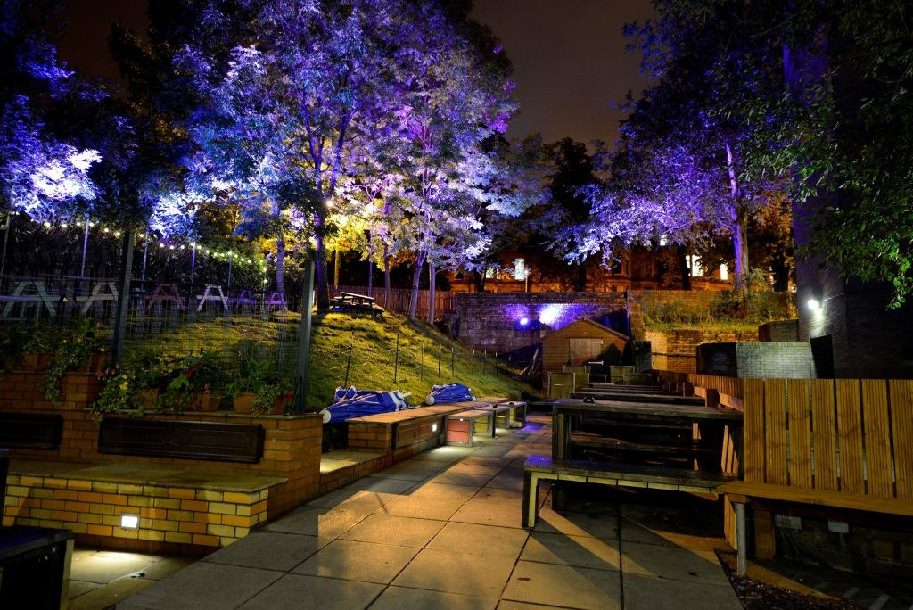Brel west end glasgow bar reviews designmynight for Gardening classes near me