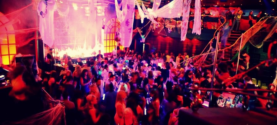 House Of Pain Halloween Special Deansgate Manchester
