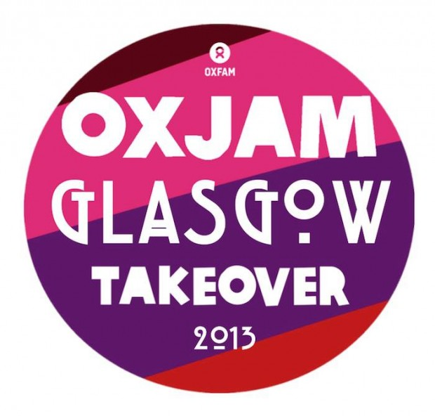 Oxjam w/ Wooden Box & Guests