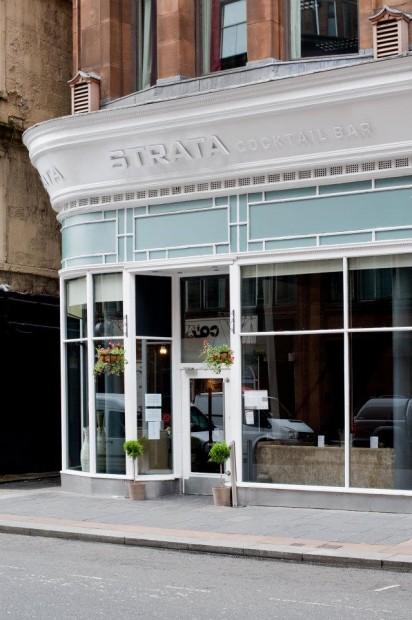 Strata Queen Street   Merchant City   Glasgow Bar Reviews ...