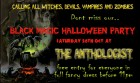 London Groove Black Magic Halloween Party