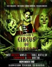 Avalon`s Circus of Horrors/ Halloween