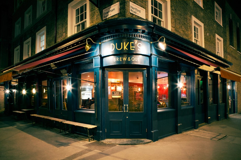Duke S Brew Amp Que Haggerston London Bar Reviews