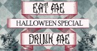 Eat Me Drink Me: Halloween Special