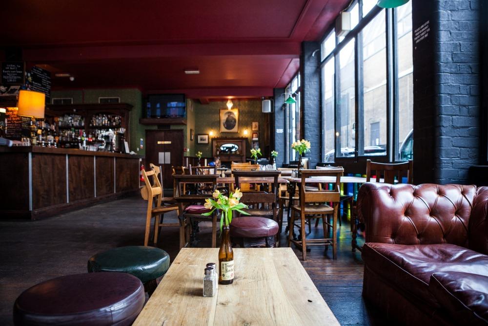 The Slaughtered Lamb Pub Clerkenwell London Pub Reviews