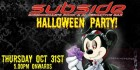 Subside Halloween Party