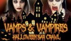 Vamps & Vampires Bar Crawl