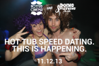 Hot Tub Speed Dating