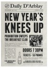 New Year's Knees Up Battersea