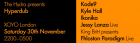 The Hydra: Hyperdub with Kode9, Kyle Hall, Ikonika