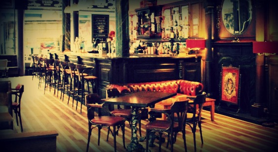 The Libertine Glasgow Pub Review Designmynight
