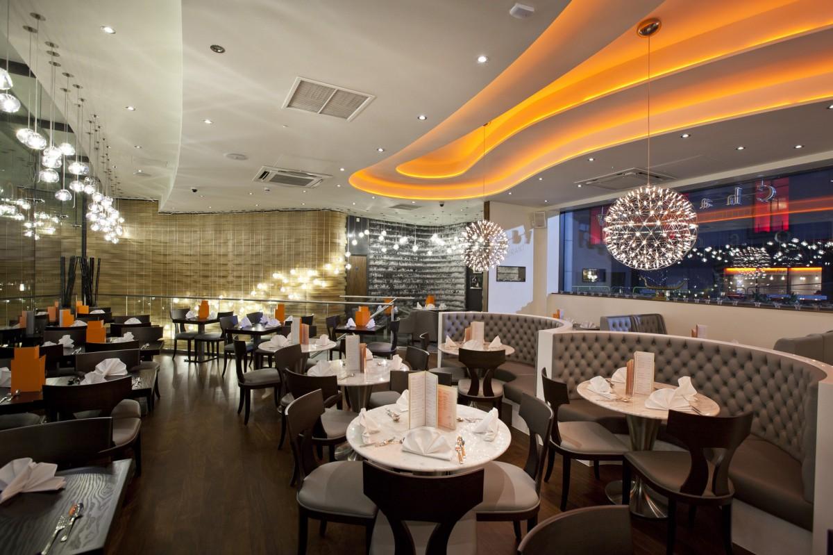 Chaophraya review city centre restaurant bar birmingham