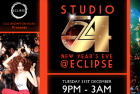 Studio 54 New Year's Eve Party