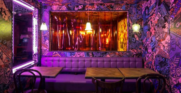 MEATliquor Daring patties and dazzling neons in new North Laine burger bar