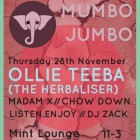 Mumbo Jumbo Presents Ollie Teeba (The Herbaliser)