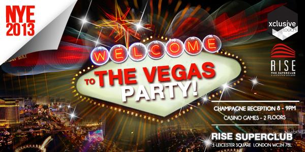 Vegas New Years Eve