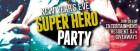 Superhero NYE Party