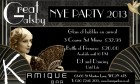 Great Gatsby NYE Party 2013