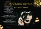 A Grand Affair Masquerade NYE Party