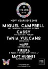 NYE - The One London