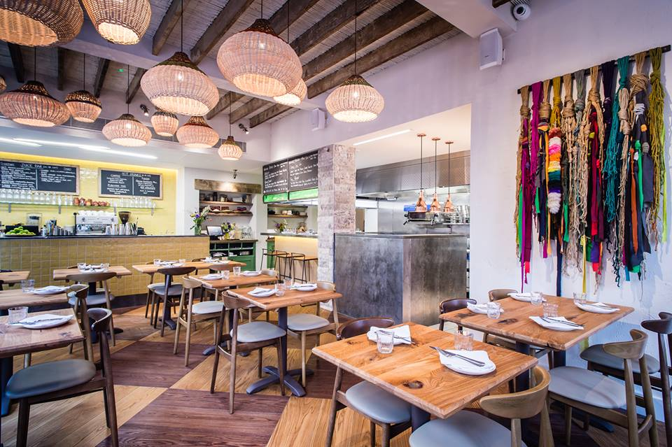 Andina Peruvian Funk And Flavours In Shoreditch