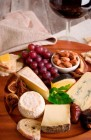 Welcome to Cheese and Wine at Vinopolis