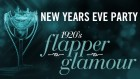 1920's Flapper Glamour New Year's Eve Party