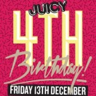 Juicy 4th Birthday