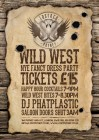 The Wild Wild West NYE