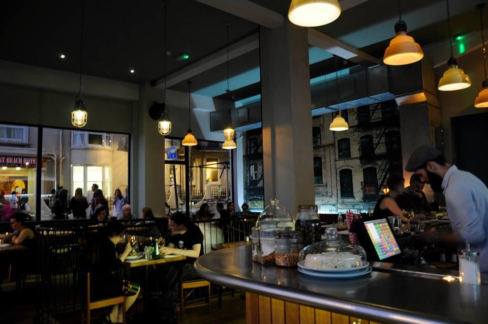 Charles Street, Brighton - gay bar -