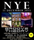 Groove Theory Presents NYE House Party