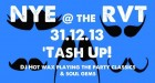 NYE at The RVT: Tash Up