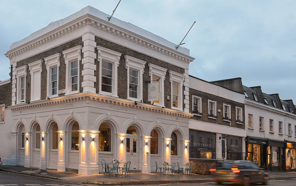 The Imperial An Imperial Makeover For Renowned Chelsea Pub