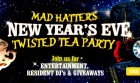 New Year's Eve Twisted Tea Party